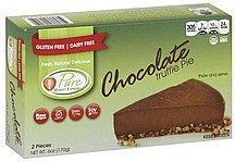 chocolate truffle pie Pure Market Express Nutrition info