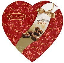 chocolates all milk Russell Stover Nutrition info