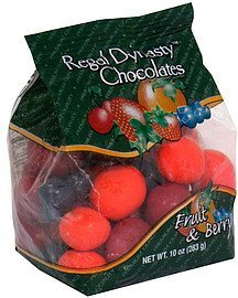 chocolates fruit & berry Regal Dynasty Nutrition info