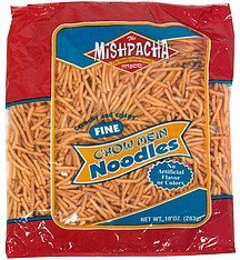 chow mein noodles fine Mishpacha Nutrition info