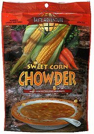 chowder sweet corn Taste Adventure Nutrition info