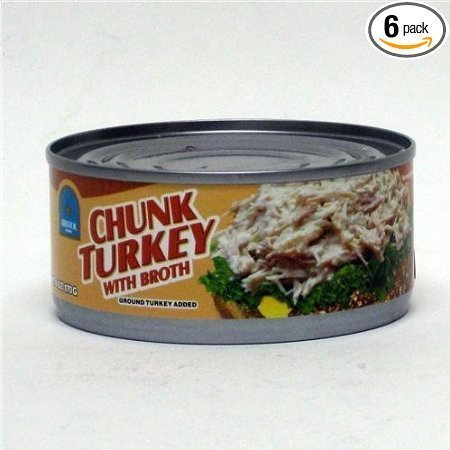 chunk turkey with broth Bristol Nutrition info