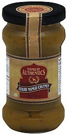 chutney luxury mango Bombay Authentics Nutrition info