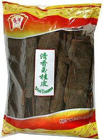 cinnamon dried Hong Fu Nutrition info