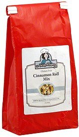 cinnamon roll mix The Twisted Bakery Nutrition info