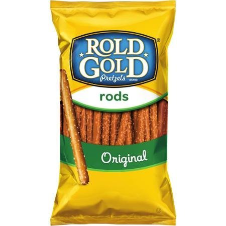 classic style pretzel rods Rold Gold Nutrition info