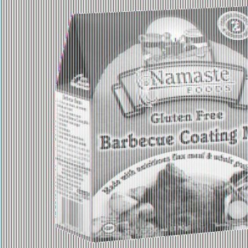 coating mix barbecue Namaste Foods Nutrition info