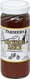 cocktail sauce Farmer Nutrition info