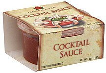 cocktail sauce Italian Rose Nutrition info