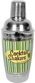 cocktail shakers savory cocktail snacks Byrd Cookie Company Nutrition info