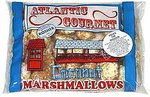 coconut marshmallows Alantic Gourmet Nutrition info