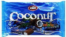 coconut minis Elite Nutrition info
