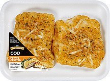 cod potato crusted Sea Cuisine Nutrition info