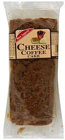 coffee cake cheese Bon Appetit Nutrition info