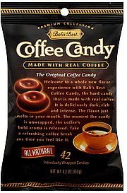 coffee candy Balis Best Nutrition info