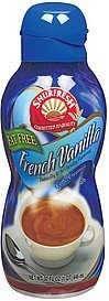coffee creamer french vanilla fat free Shurfresh Nutrition info