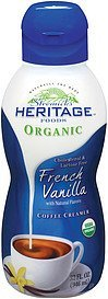 coffee creamer french vanilla Stremicks Heritage Foods Nutrition info