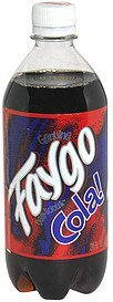cola Faygo Nutrition info