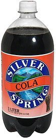 cola Silver Spring Nutrition info