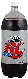 cola RC Nutrition info