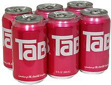 cola Tab Nutrition info