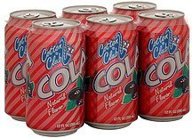 cola Cotton Club Nutrition info