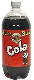 cola Old Towne Beverages Nutrition info