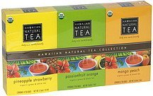 collection Hawaiian Natural Tea Nutrition info