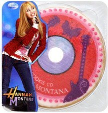 cookie cd hannah montana Color-a-Cookie Nutrition info