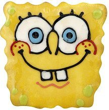 cookie hand decorated, spongebob Color-a-Cookie Nutrition info