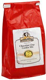 cookie mix chocolate chip The Twisted Bakery Nutrition info