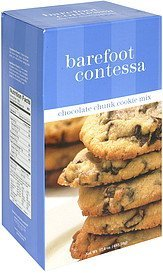 cookie mix chocolate chunk Barefoot Contessa Nutrition info
