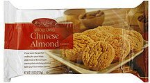 cookies chinese almond Maurice Lenell Nutrition info