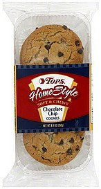 cookies chocolate chip Hy Tops Nutrition info