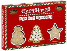 cookies christmas cut out Bake 'n Decorate Nutrition info