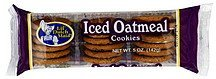 cookies iced oatmeal Lil' Dutch Maid Nutrition info