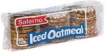 cookies iced oatmeal Salerno Nutrition info