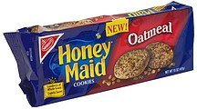 cookies oatmeal Honey Maid Nutrition info