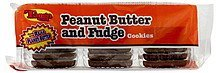 cookies peanut butter and fudge Tango Nutrition info