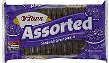 cookies sandwich creme, assorted Hy Tops Nutrition info