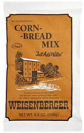 corn-bread mix Wiesenberger Nutrition info