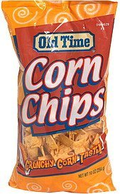 corn chips Old Time Nutrition info