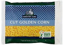 corn cut golden Midwest Country Fare Nutrition info