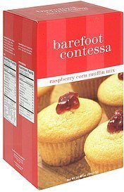 corn muffin mix raspberry Barefoot Contessa Nutrition info