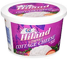 cottage cheese 2% lowfat Hiland Nutrition info