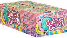 cotton candy bite size candy, assorted flavors Swell Nutrition info