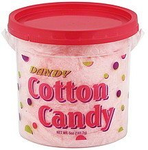 cotton candy Dandy Nutrition info