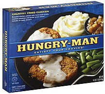 country fried chicken Hungry-Man Nutrition info