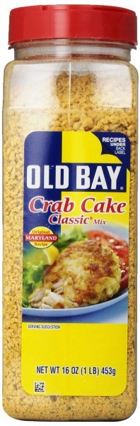 crab cake classic mix Old Bay Nutrition info
