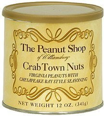crab town nuts The Peanut Shop Nutrition info